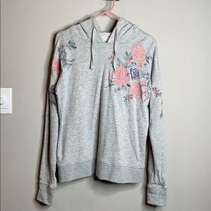 Aeropostale drop sleeve sweatshirt